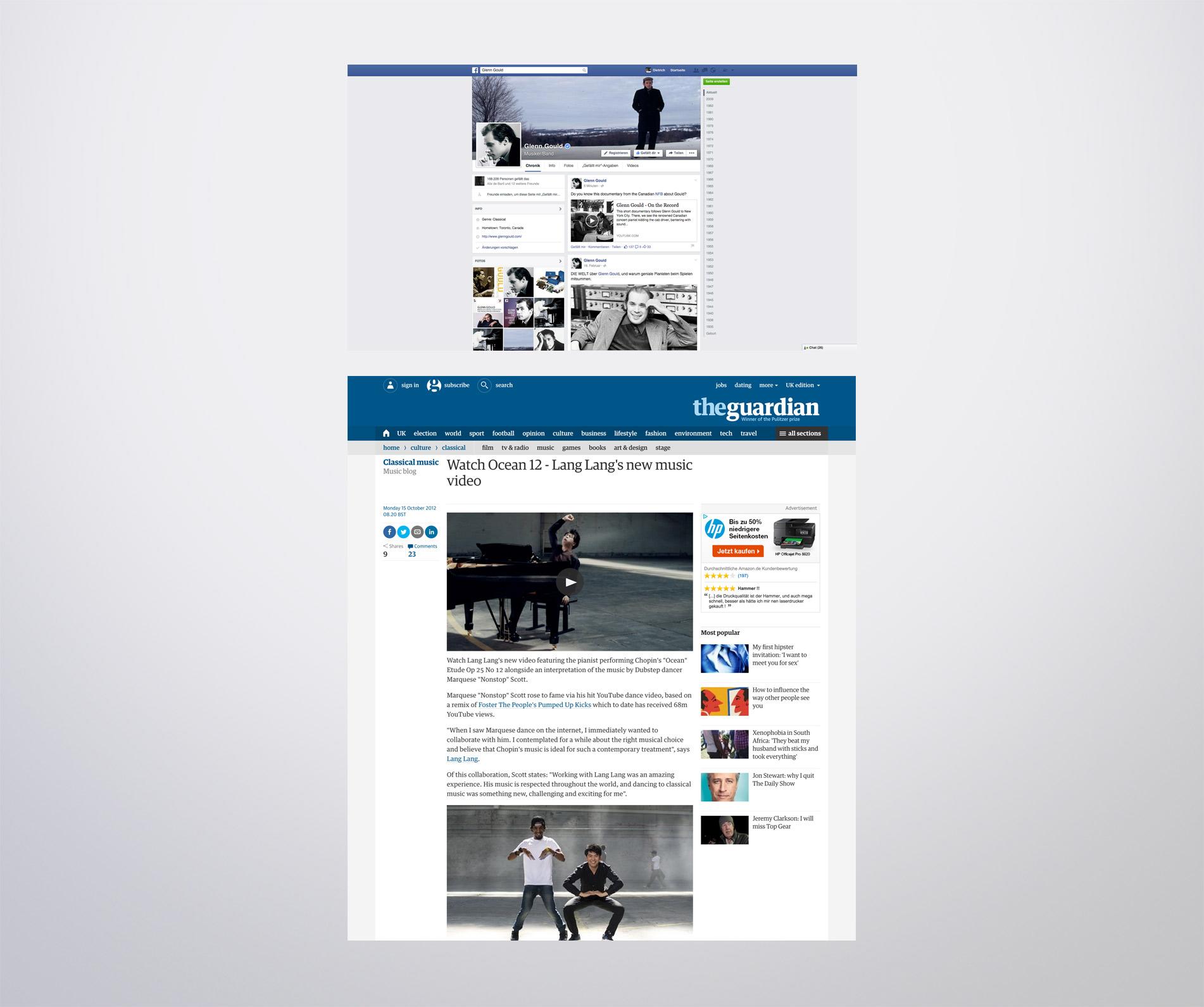Social Media & Content Strategy
